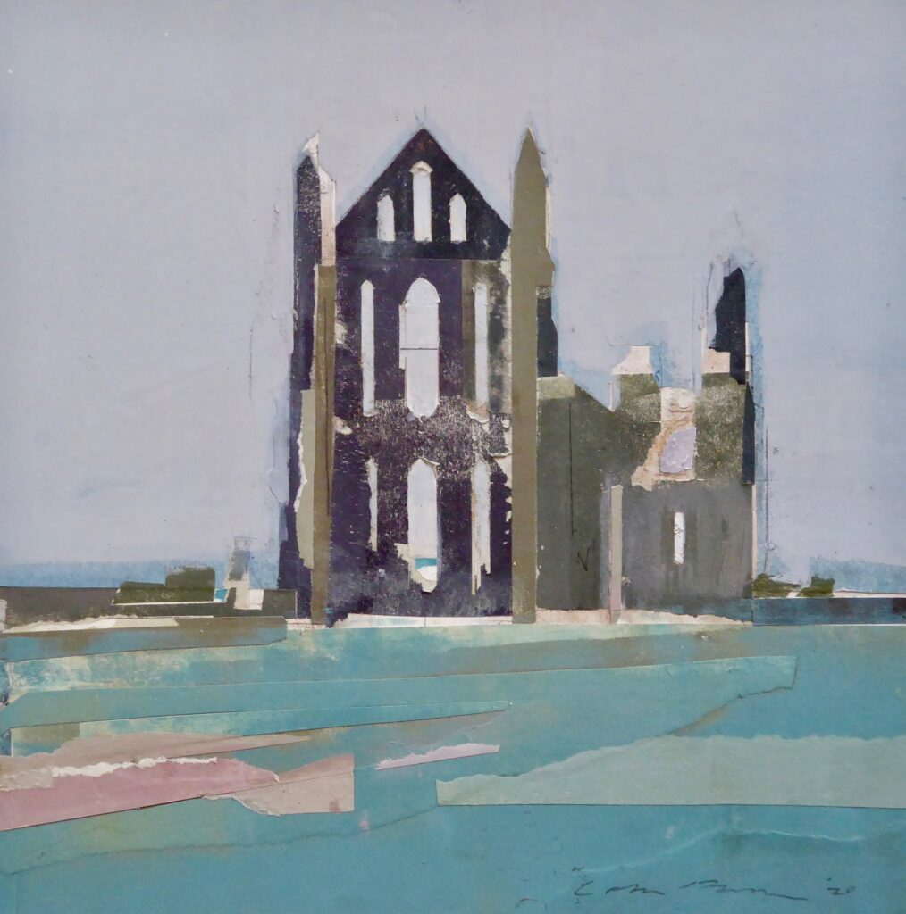 Whitby Abbey by Colin Black