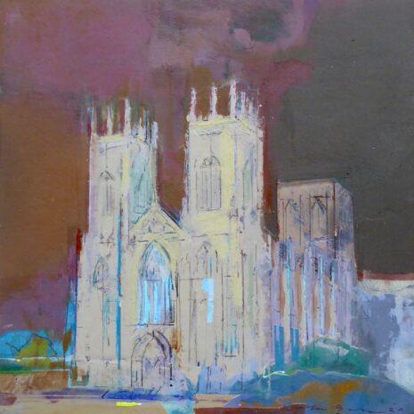 York Minster Vigilia by Colin Black